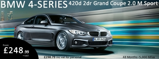 BMW 4 Series - Special Offer