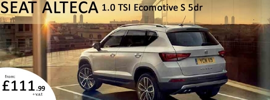Seat Ateca - Special Offer