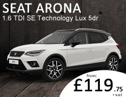 Seat Arona - Special Offer