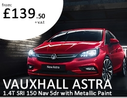 Vauxhall Astra - Special Offer
