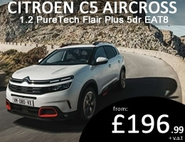 C5 Aircross - Special Offer