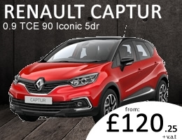 Reanult Captur - Special Offer