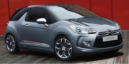 New Citroen DS3