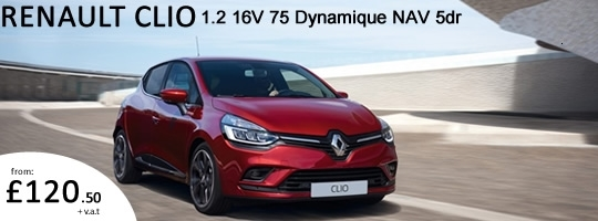 Renault Clio - Special Offer