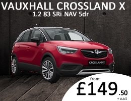Vauxhall Crossland X - Special Offer