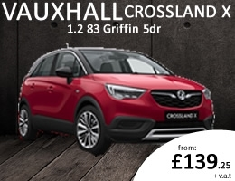 Crossland X - Special Offer