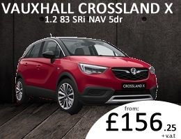 Vauxhall Crossland - Special Offer