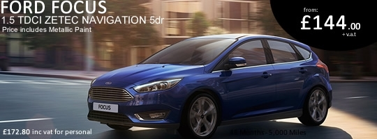 Ford Focus - Special Offers