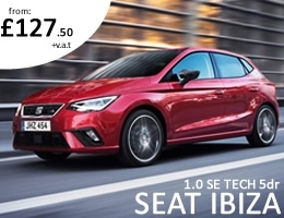 Seat Ibiza Special Offer