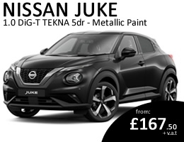 Nissan Juke - Stock Special Offer - Tekna