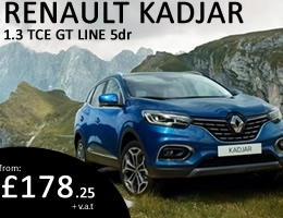 Renault Kadjar - Special Offer