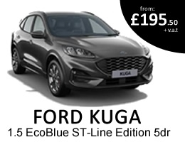 Ford Kuga - Special Offer