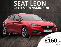 Seat Leon - Special Offer