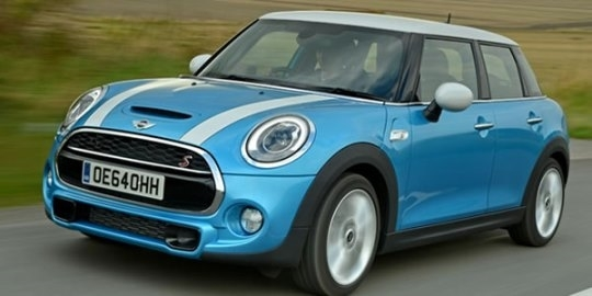 New Mini Hatch 5dr