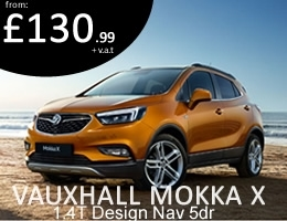Mokka X - Special Offer