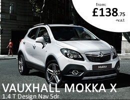Vauxhall Mokka - Special Offer