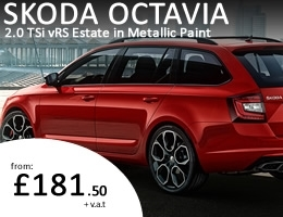 Skoda Octavia Estate VRS - Special Offer