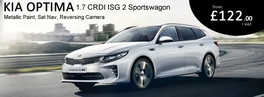 Kia Optima - Special Offer