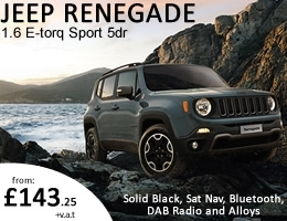 Jeep Renegade - Special Offer