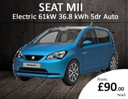 Seat Mii - Special Offer