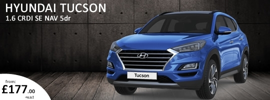 Hyundai Tucson - Special Offer