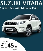 Suzuki Vitara - Special Offer
