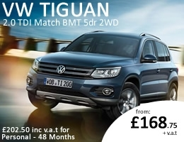 VW Tiguan - Special Offer