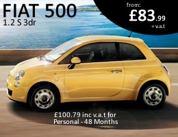 Fiat 500 - Special Offer