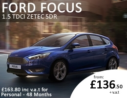 Ford Focus - Special Offer