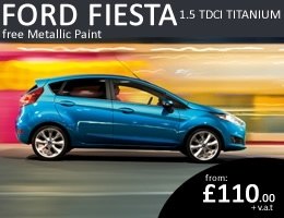 Ford Fiesta - Special Offer
