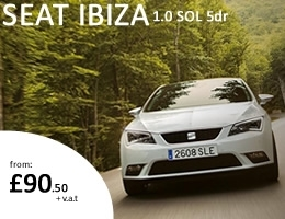 Seat Ibiza - Special Offer