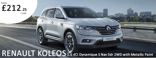 Renault Koleos - Special Offer