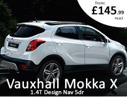 Vauxhall Mokka X - Special Offer