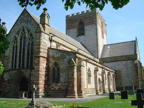 Picture of St Asaph