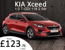 Kia Xceed - Special Offer