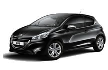 Peugeot 208 Library Picture