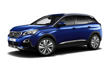 Peugeot 3008 Library Picture