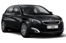Peugeot 308 Library Picture