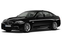 BMW 5 Series Library Picture