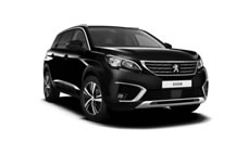 Peugeot 5008 Library Picture