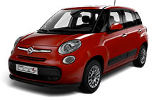 Fiat 500L Library Picture