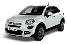Fiat 500X Library Picture