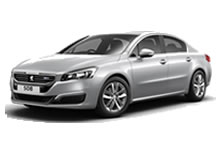 Peugeot 508 Library Picture