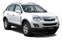 Vauxhall Antara Library Picture