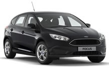 Ford Focus Library Picture