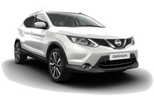Nissan Qashqai Library Picture