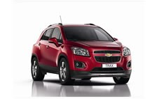Chevrolet Trax Library Picture