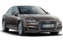 Audi A4 Library Picture