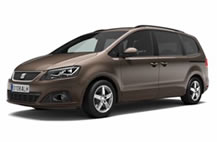 Seat Alhambra Library Picture
