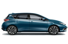 Toyota Auris Library Picture
